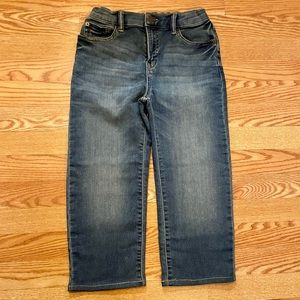 NWOT gap husky adjustable waist jeans